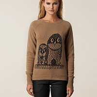 Owls Sweater, Norrback
