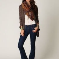 Free People 5-Pocket Flare Jean at Free People Clothing Boutique