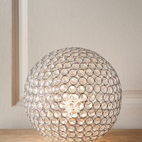 &quot;Bosley&quot; Crystal Ball Lamp - Horchow