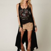 Shop Women's Vests at Free People Clothing Boutique