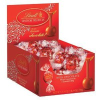 Lindt Lindor Truffles Milk Chocolate, 60-Count Box: Grocery &amp; Gourmet Food