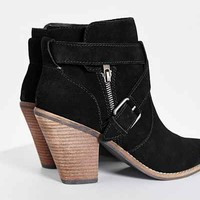 Dolce Vita Conary Suede Boot- Black