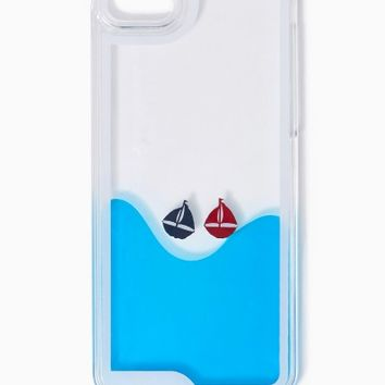 Water & Sails iPhone 5/5s Case | Tech Accessories – Nautical Chic | charming charlie