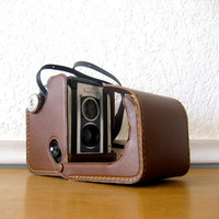 Vintage Kodak Duaflex II Camera 1950s Top by nellsvintagehouse
