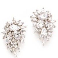 Kenneth Jay Lane Waterfall Earrings | SHOPBOP