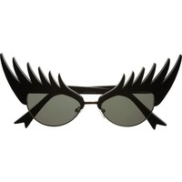 Eyelash Sunglasses