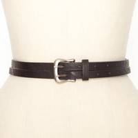 Double Crossed Belt