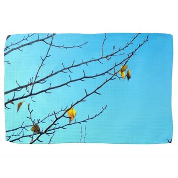 Tree Branches Towel