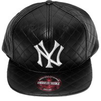 New York Yankees Quilted Clipback