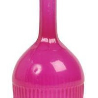 Bright Fuchsia Pink Small Glass Vase By Rice | For Her | Gifts | 9.99 - The Contemporary Home Online Shop