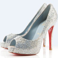 Christian Louboutin Very Riche 120mm