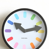 Mini Pictogram Alarm Clock - $28.00: ThreadSence, Women&#x27;s Indie &amp; Bohemian Clothing, Dresses, &amp; Accessories