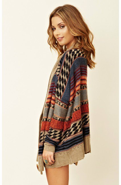 BB Dakota - Oversized Cardigan