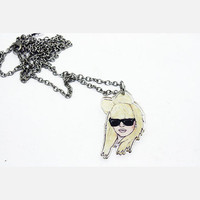 Leroy's Place: Mother Monster Necklace, at 25% off!