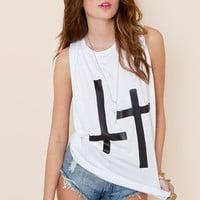 Wreckless Cross Tank
