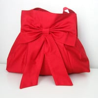 Sale Bag-Red Bag-Everyday Bag-Double Straps