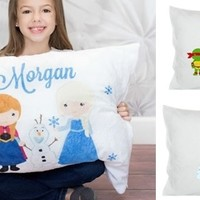 Full Size Minky Pillow Covers!!!