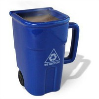 The Recycling Bin Mug - Whimsical &amp; Unique Gift Ideas for the Coolest Gift Givers