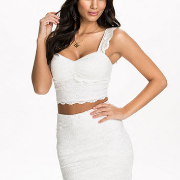 Lace Cropped Top, Oneness