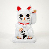LUCKY CAT NOVELTY BUTANE LIGHTER Maneki Neko Kitty NEW | eBay