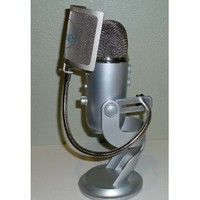 Blue Microphones Yeti USB Microphone - Silver Edition: Musical Instruments