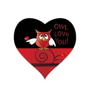 Owl Love You Valentine