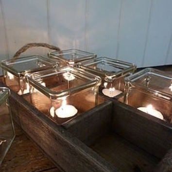 porch tea lights by home scent | notonthehighstreet.com