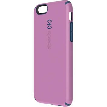 Speck - Candyshell Case for Apple® iPhone® 6 - Orchid/Deep Blue Sea