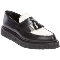 Two-Tone Kiltie Creepers