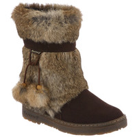 Tama by BEARPAW review color Chocolate
