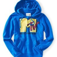 MTV&amp;reg; Logo Popover Hoodie