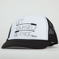 RIP CURL Be Free Womens Trucker Hat 206044168 | Hats | Tillys.com