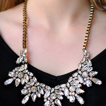The Luxe Life Necklace - GOLD