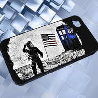 Ledneb tardis dr who and astronaut adnaloy all new design case