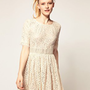 Darling | Darling Lace Amelia Dress at ASOS