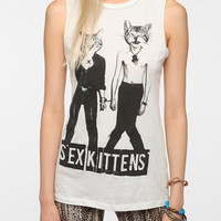 Corner Shop Sex Kittens Tee