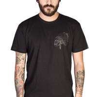 Chief Black Collection Men's Tee