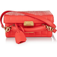Mark Cross   Grace small quilted leather shoulder bag   NET-A-PORTER.COM
