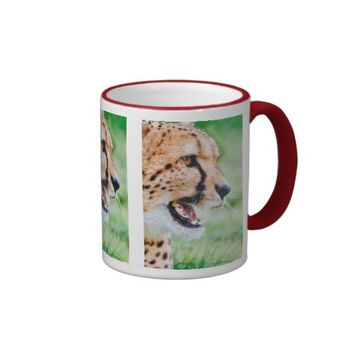 Beautiful Cheetah Coffee Mug