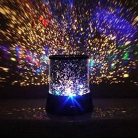 Gift Sky Constellation LED Star Master Light Projector | eBay