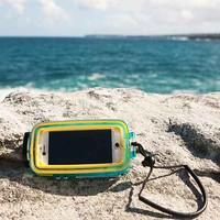 Watershot SPLASH iPhone Camera Case- Teal One