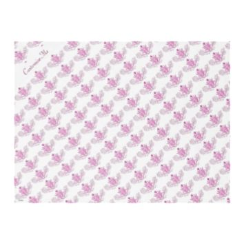 The Claddagh (Pink) Fleece Blanket