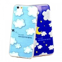 Clouds Silicone Case - iPhone 6