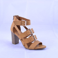 Lucy Heeled Sandals