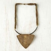 Free People Tribal Triangle Collar at Free People Clothing Boutique