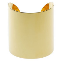 Michael Kors Wide Cuff, Golden - Michael Kors