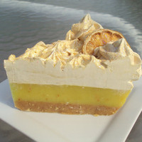 Lemon Meringue Soap Slice with Shea Butter, Cocoa Butter and Pure Silk Soap Slice / cold process soap, Ready October 16th