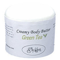 Green Tea Body Butter.