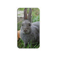 Bunny Rabbit Gray - Easter Lapel Hat Pin Tie Tack