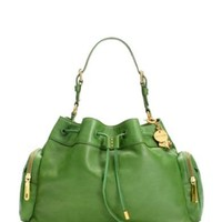 Juicy Couture | Leather Handbags - Double Dare Drawstring Hobo Bag